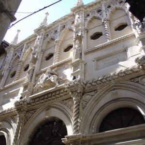Ancona, Loggia dei Mercanti