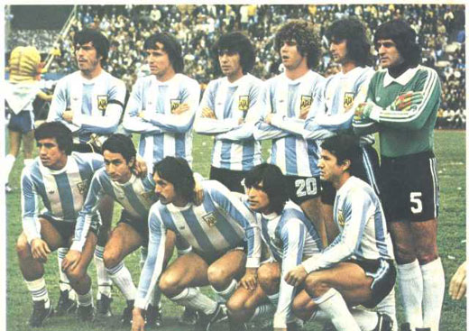 Argentina - Campione del Mondo 1978