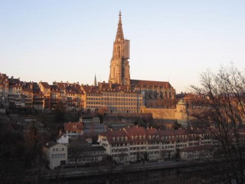 Mà¼nster (la Cattedrale di San Vincenzo) - Berna