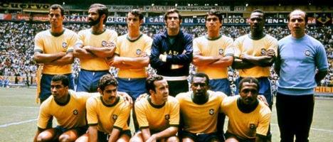 Brasile - Campione del Mondo 1970