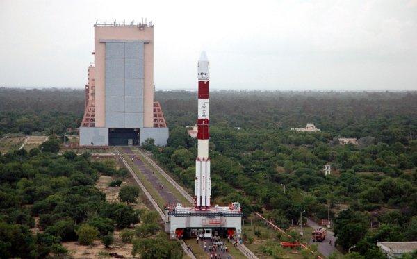 India entra nel gruppo dei paesi spaziali