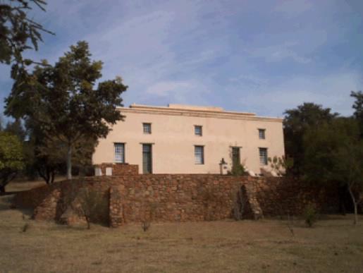 Kruger house a Boekenhoutfontein