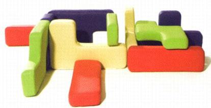 blocchi 3D tetris