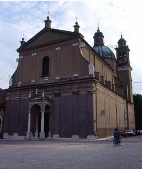 Basilica di San Luigi Gonzaga