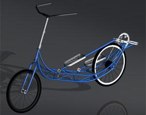 La bici planare