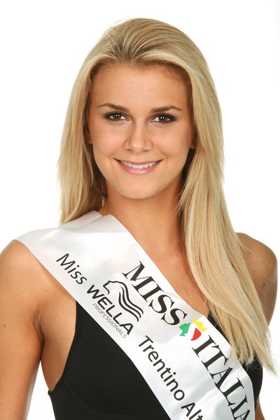 Claudia Oberrauch Miss Italia 2009