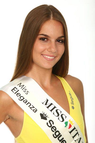 Desiree Cacini Miss Italia 2009