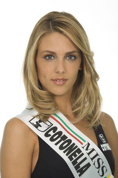 Gaia Nicolodi Miss Italia 2009