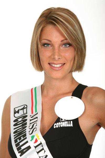 Letizia Bacchiet Miss Italia 2009