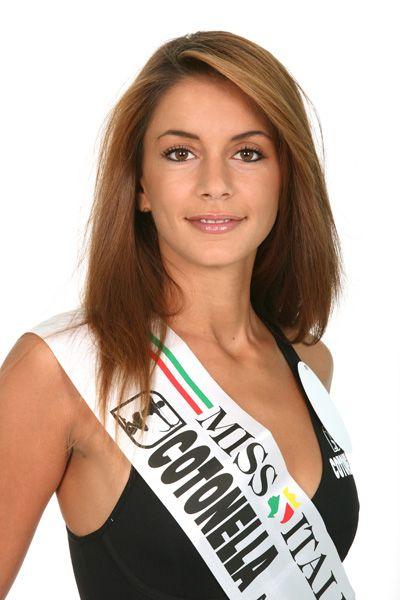Martina Alberti Miss Italia 2009
