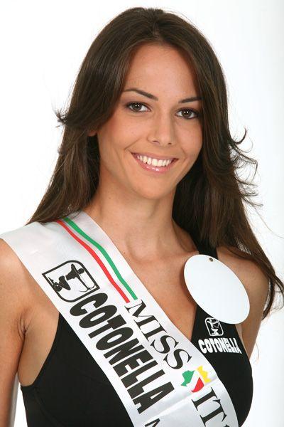 Martina Mastroberardino Miss Italia 2009