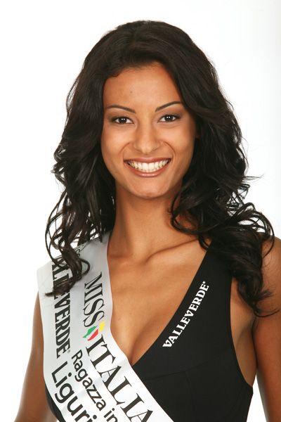 Solange Adriana Guita Turecek Miss Italia 2009