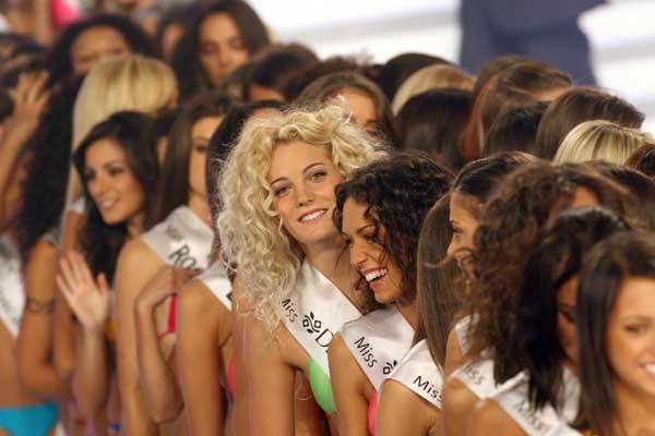 Finale Miss Italia 2008: 40 finaliste in gara