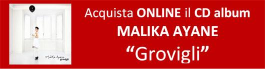 Acquista online il CD di Malika Ayane Grovigli