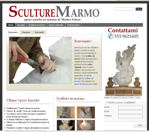 Home page sculture.biz