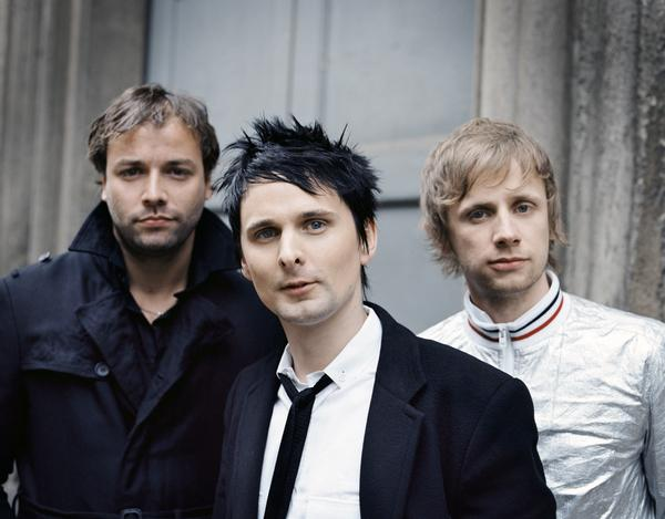 Muse mania, rock band inglese