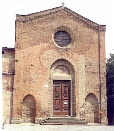 Chiesa di San Francesco - San Miniato