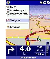 software navigazione