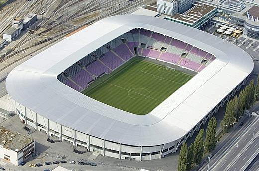Stadio Stade de Geneve Stadion Europei 2008