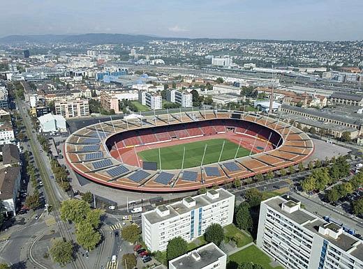 Stadio Letzigrund Stadion Europei 2008