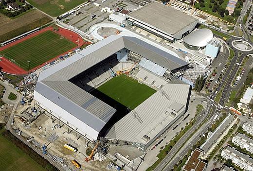 Stadio Tivoli Stadion Europei 2008