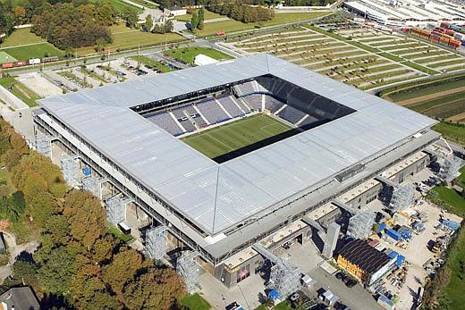 Stadio Bullen Arena Europei 2008