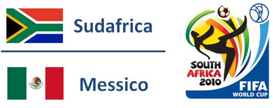 Sudafrica - Messico Mondiali Sudafrica 2010