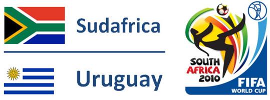 Sudafrica - Uruguay Mondiali Sudafrica 2010