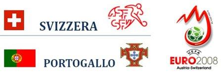 Svizzera-Portogallo Europei 2008