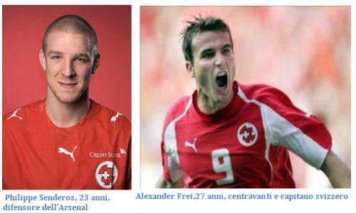 Squadra Svizzera Europei 2008