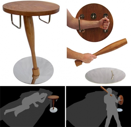 tavolo per autodifesa