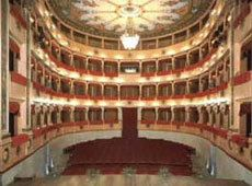 Teatro Sanzio - Urbino