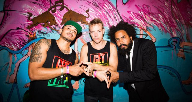 """Watch out for this (Bumaye)"" Major Lazer"