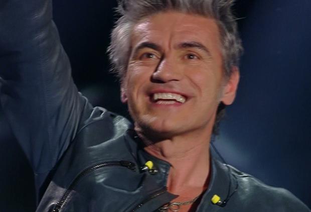 Luciano Ligabue a Sanremo