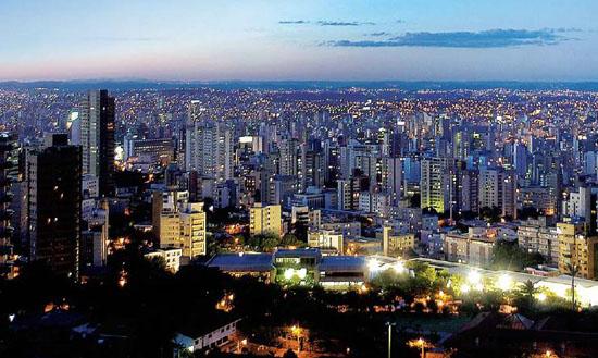 Belo Horizonte - veduta