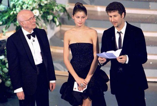 Letizia-Casta-Fabio-Fazio-Sanremo-1999