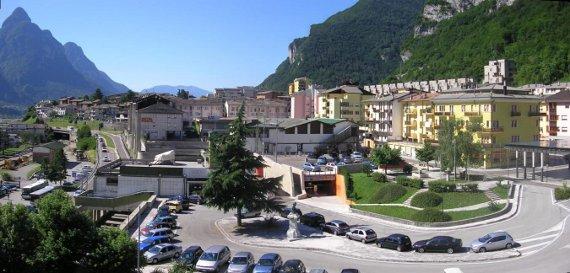 Longarone, panoramica