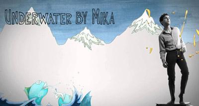 Mika in Underwater