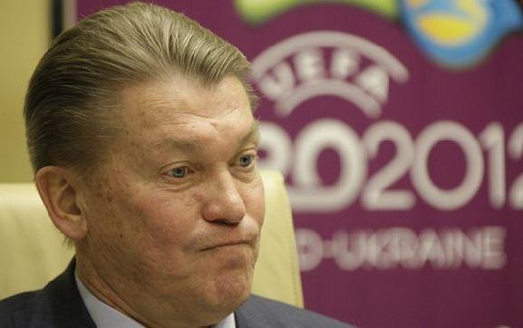 Oleh Blokhin : IL COMMISSARIO TECNICO dell'Ucraina Euro 2012