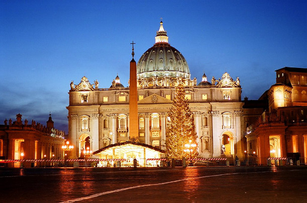 Roma a Natale