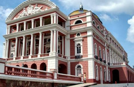 Manaus: Teatro dell'Opera