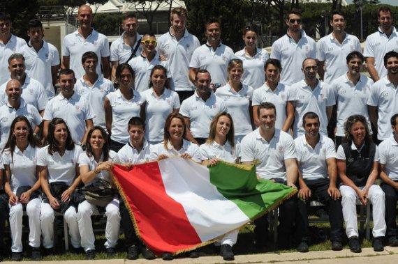 Atleti Italiani partecipanti - Olimpiadi Londra 2012