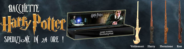 bacchetta harry potter - acquista online