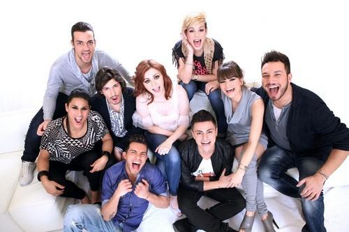 Partecipanti BIG Amici 2012