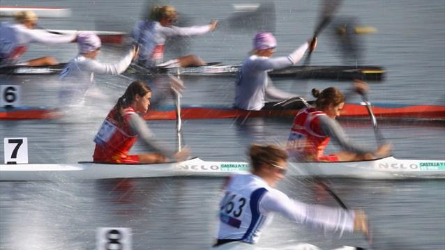 Canoa/kayak Olimpiadi 2012