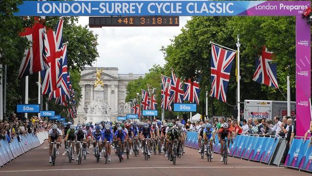 Ciclismo Olimpiadi 2012