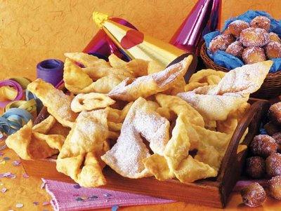 dolci e ricette carnevale