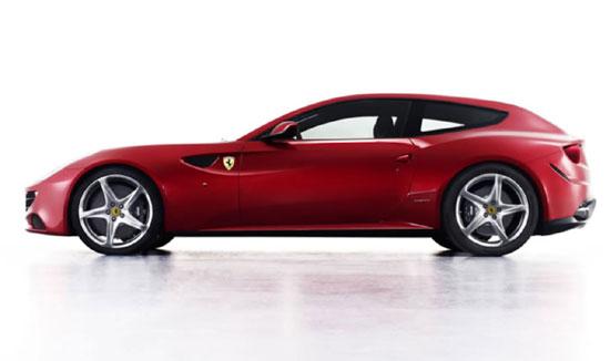 Ferrari FF, 4x4