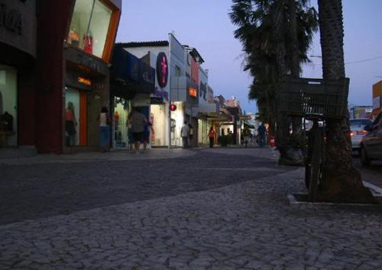 Fortaleza - Rua Monsenhor Tabosa