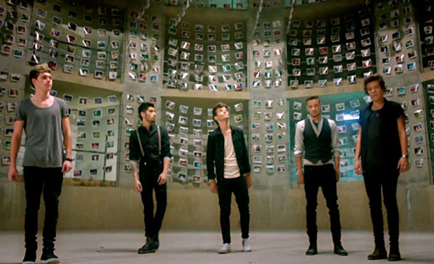 "Il video di ""Story of my life"""